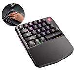 Gereton Free Wolf K11 Gaming Tastatur K108 Mechanische ein...