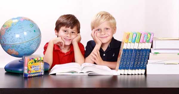 Lernmaterial für linkshändige Schüler